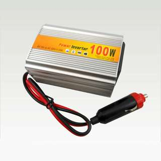100W Car DC To AC Power Inverter