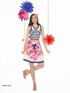 Plains and Prints Monterey Dress