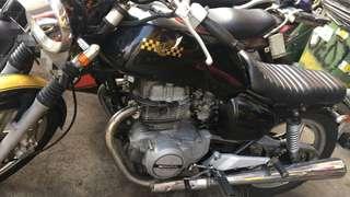 Honda CB25