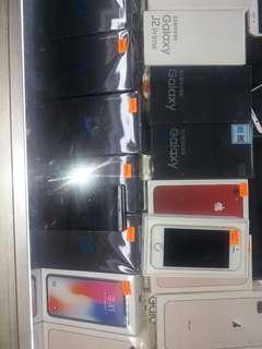 Samsung&iphones brandnew&seconhand