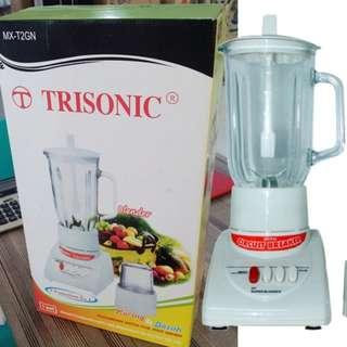 Blender Kaca Trisonic MX-T2GN Blender 3 in 1 harga murah dan berkualitas bagus