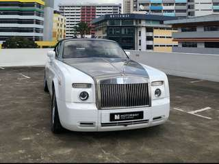 ROLLS ROYCE PHANTOM CONVERTIBLE DROPHEAD