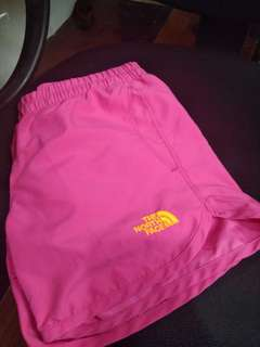 The North Face Pink Shorts