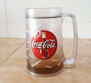 Coca cola coke plastic mug cup