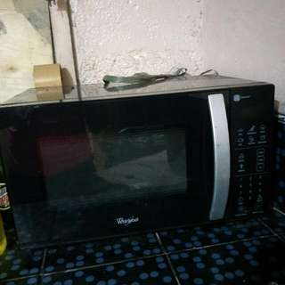 MICROWAVE OVEN  Whirlpool MWX203 BL 20 Liters