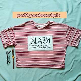 90's Hanging Blouse (Slazy)