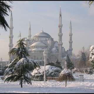 AMI Travel | 10H7M Jelajah Turkey Musim Sejuk