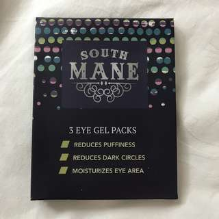 🚚 South Mane Gel Eye Mask