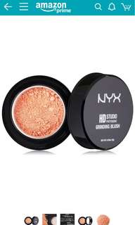 Nyx professional makeup high definition grinding blush