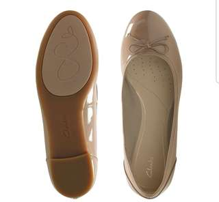 Clarks Flats - Couture Bloom