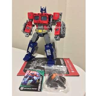 (In Stock) Hasbro Generations, POTP Power Of The Primes, Optimus Prime / Orion Pax (w/o box)