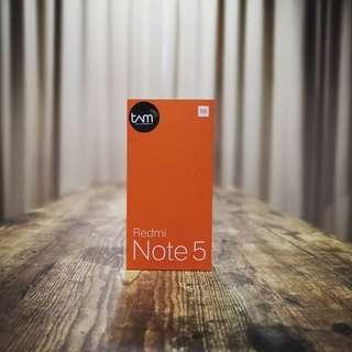 Kredit handphone Xiaomi Note 5