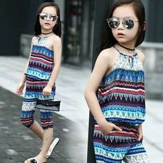 KIDS SET ATTIRE 3-7 YRS OLD (JLH)