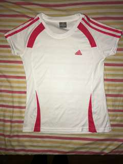S-M BRAND NEW ADIDAS DRY FIT SHIRT