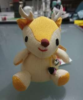 Small deer plush