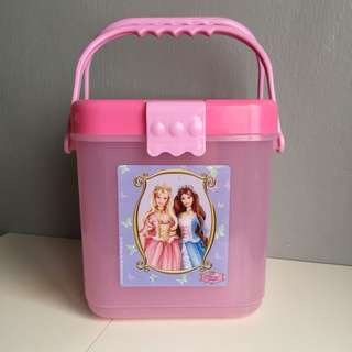 Barbie Container Box