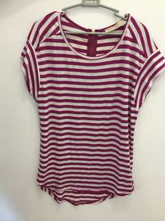 CLN Pink Striped