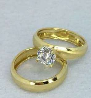 engagement ring saudi GOLD