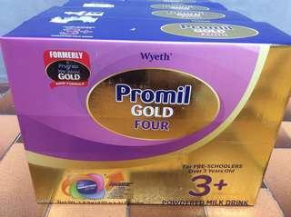 PROMIL GOLD 4 (3yo up)
