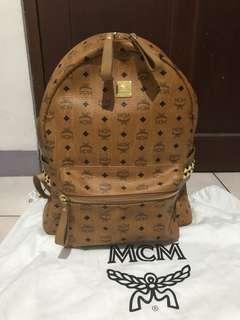 Mcm stark backpack large