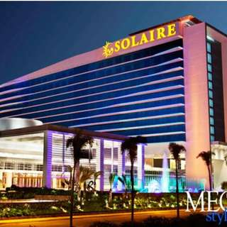 SOLAIRE RESORT & CASINO- OVERNIGHT STAY WITH BUFFET BREAKFAST