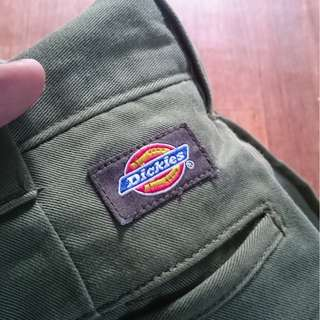 Dickies olive green 2nd