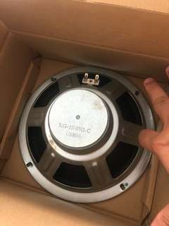 "10"" speakers from marshall mg halfstack"