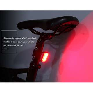 💯🆕Magicshine Seemee 60 Smart Sensor Bike/bicycle/scooter Tail Light