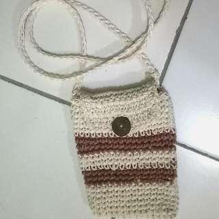 Tas rajut mini from Yogyakarta