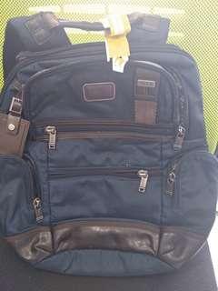 Tas bagpack Tumi asli