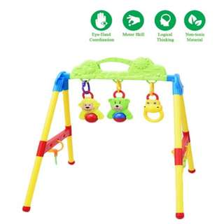 Baby Toddler Play Gym Fitness Activity Rattle