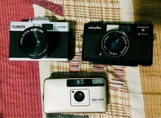 AS IS Film Camera