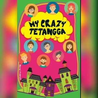 Ebook My Crazy Tetangga