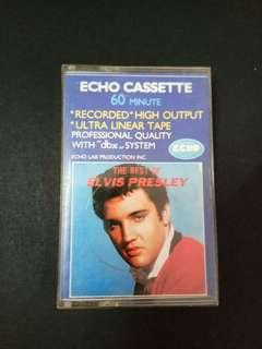 [Cassette] The Best of Elvis Presley