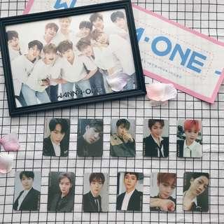 Ready Stock Wanna One IPU Night Version Polaroid
