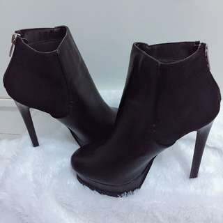 Heels Boots shoes Forever 21