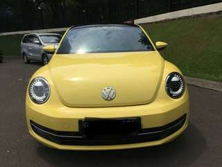 VW BEETLE 1,2 Turbo UK Version Nik 2013 Low KM