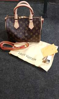 Preloved LV speedy premium
