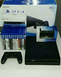 PS4 Slim Trade-In Promotion