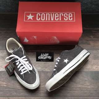 Converse One Star - Dark Grey