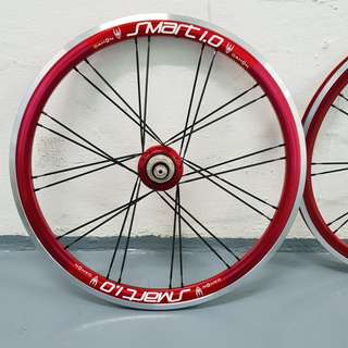 Wheelsport Smart 1.0 451 22inch 11speed Wheelset