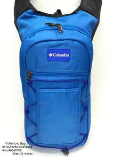 COLUMBIA BAG  Size: 16 Inches  Price : 650