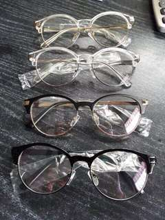 Sunnies Replaceable Lens Eyewear Eyeglasses Anti Radiation