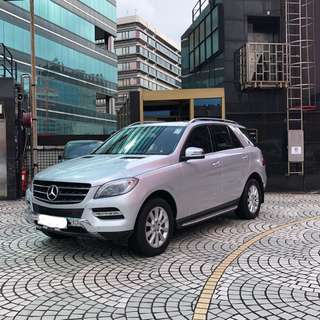 MERCEDES-BENZ ML400 2014