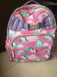 lily and tucker school bag