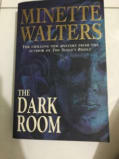 Dark room by Minette Walters
