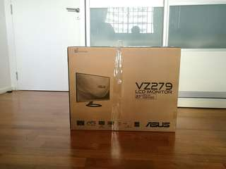 "ASUS MONITOR 27"" LCD FULL HD(with WARRANTY!)"
