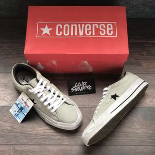 Converse One Star - Light Grey