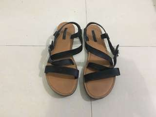 *USED* F21 Strappy Sandals