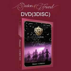 PREORDER (DVD)GFriend-2018 GFriend First Concert (Season Of Gfriend)
